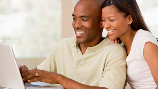 Couple Renting online