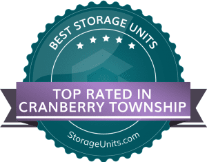 The Best Storage in Cranberry Township PA